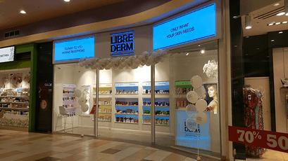 リブレダーム モスクワフィリオン店